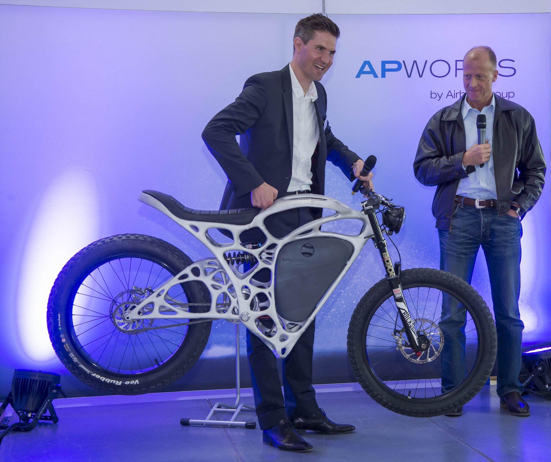 APWorks 3D printing
