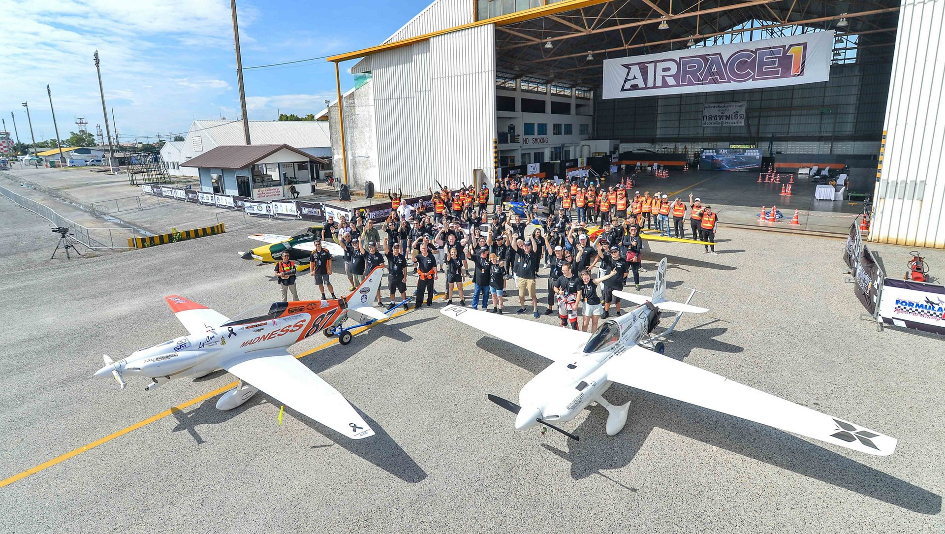 Airbus creates the first electric airplane race with Air