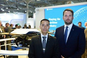 Airbus And Wilhelmsen Shore To Ship Uas Collaboration@dimitra Pavlaki
