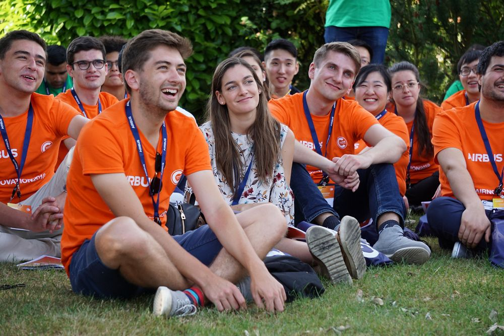 'Airnovators' from 24 leading universities gather at Cranfield University, UK for the 2018 Airbus Airnovation Summer Academy