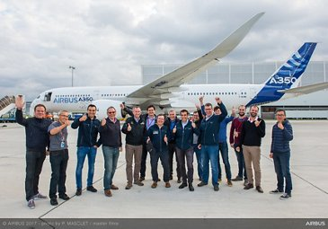 Airbus' new synthetic vision system 3