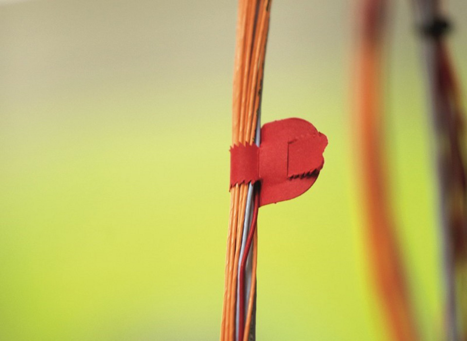 Airbus_Patented paper cable ties