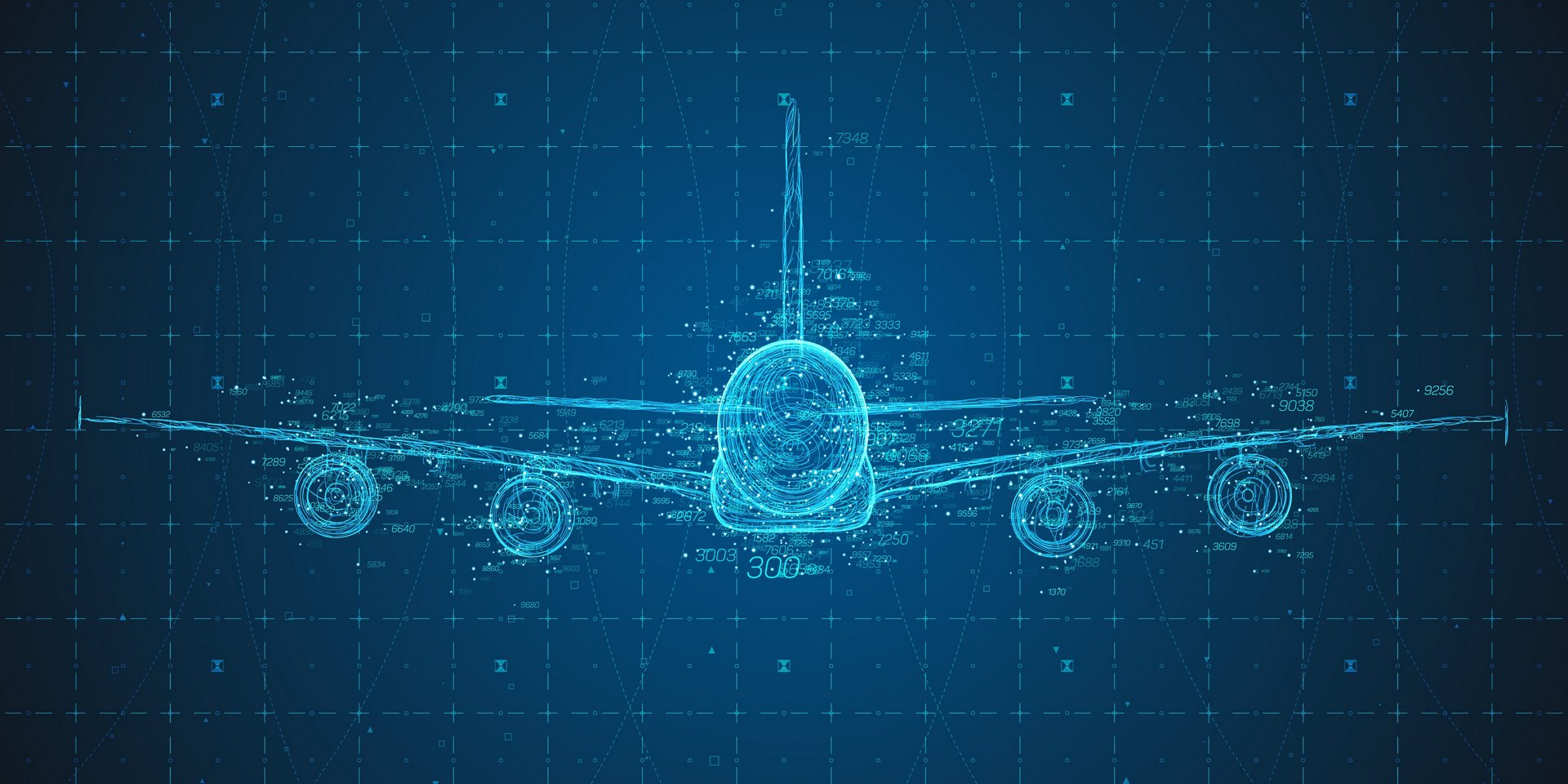 Aircraft Data - Internet Of Things IoT in aviation