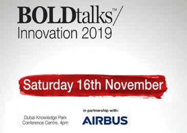 BOLDtalks Innovation 2019 Photo