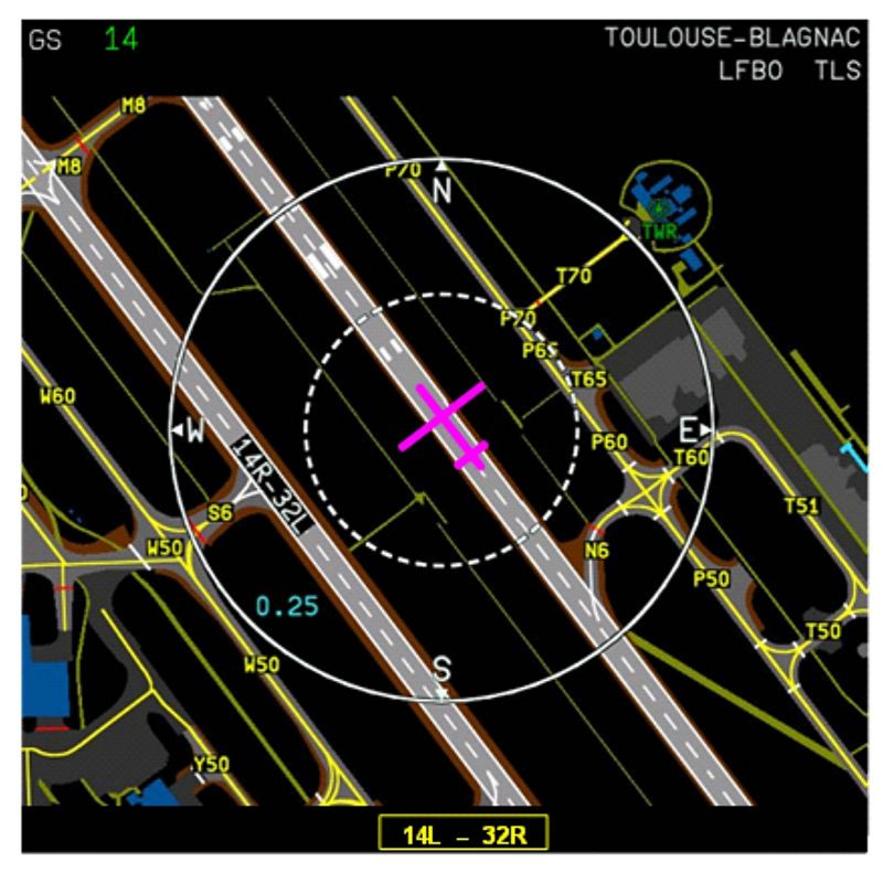 On-Board Airport Navigation System (OANS) debuts on A320 and ...