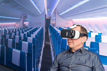 "Airbus ""smart glasses"""