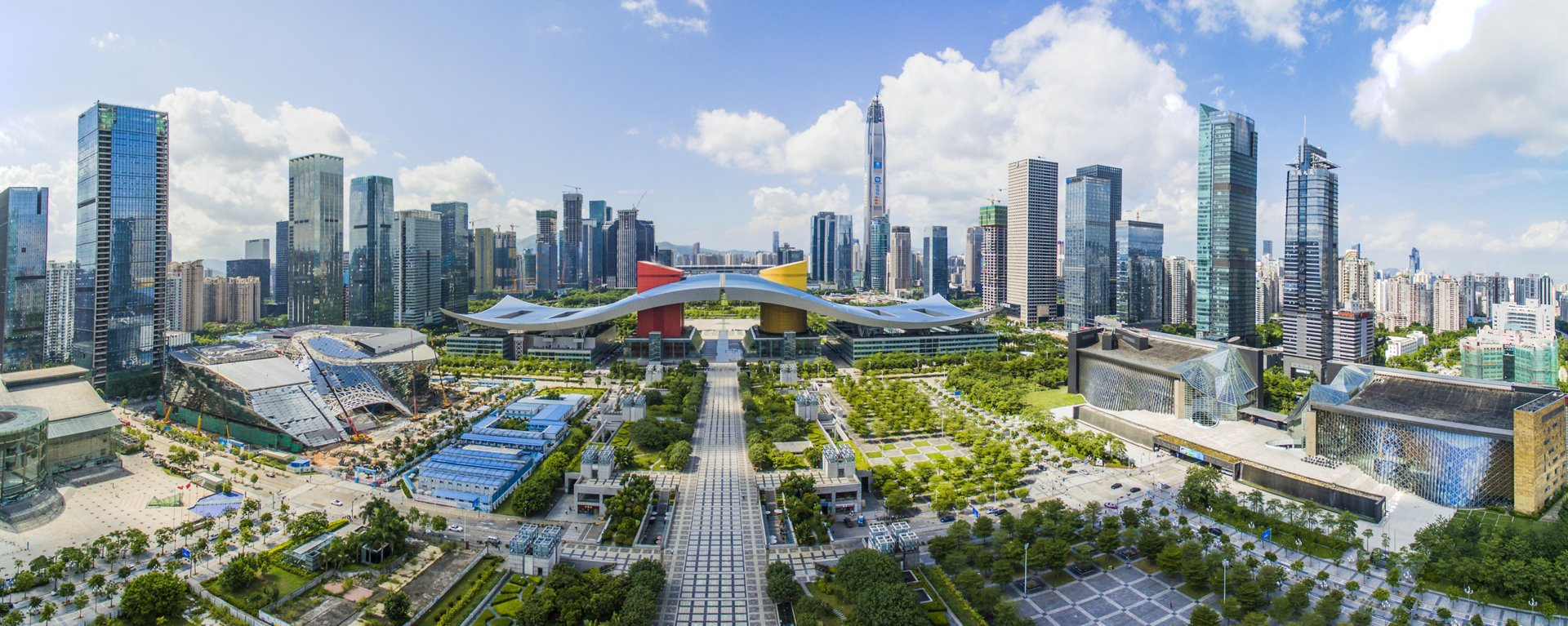 Only a few decades ago, Shenzhen was a collection of quiet farming and fishing villages. Today, the city is among the world's leading innovation hotspots—in other words, the perfect location for our Airbus China Innovation Centre (ACIC).