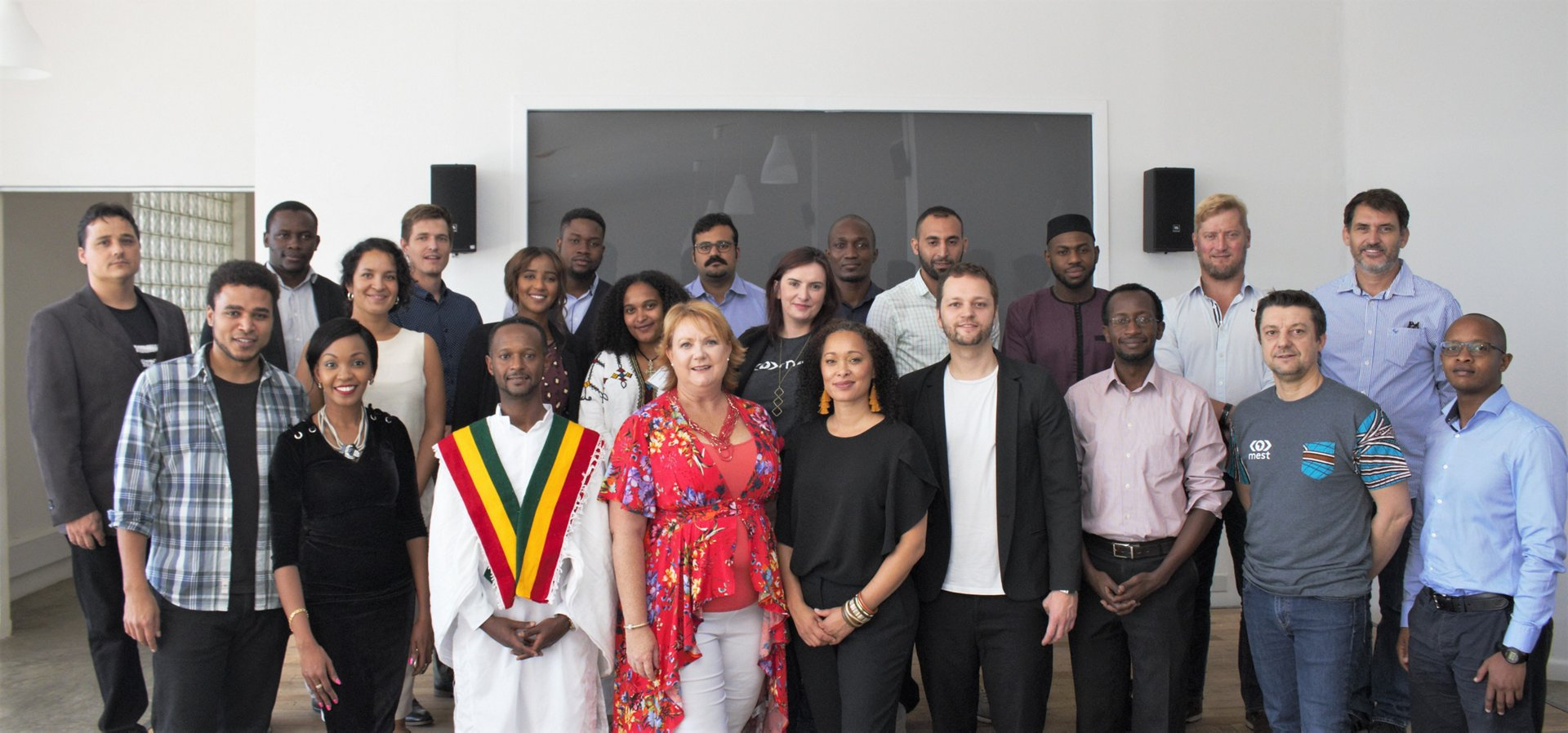 Africa's Top 10 Tech Start-Ups Selected For #Africa4Future Accelerator Programme  Nairobi, Kenya, 17 January 2019 – Airbus and the Deutsche Gesellschaft für Internationale Zusammenarbeit (GIZ) have announced the top 10 African tech start-ups that will take part in the latest Airbus Bizlab #Africa4Future accelerator programme. They were selected after an open public pitch event in front of experts, potential investors, the media and other stakeholders in Kenya's capital city