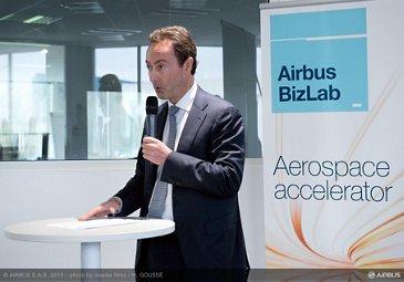 Airbus BizLab launch_ Brégier 1