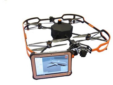 Airbus Advanced Inspection Drone 2