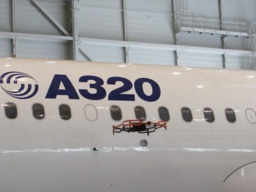 Airbus Advanced Inspection Drone 3