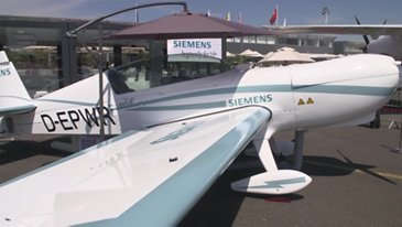 Electric propulsion: the future by Airbus and Siemens