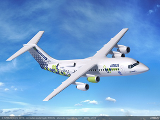 Airbus' E-Fan X is a complex hybrid demonstrator that will validate technologies expected to generate double-digit percentage in aircraft fuel savings