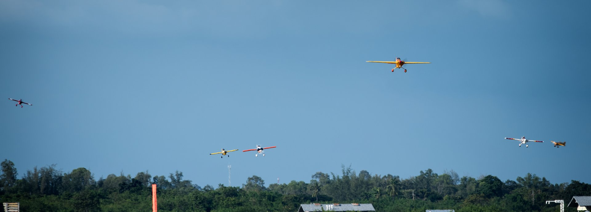 First Teams Enter The Inaugural Electric Aircraft Air Race
