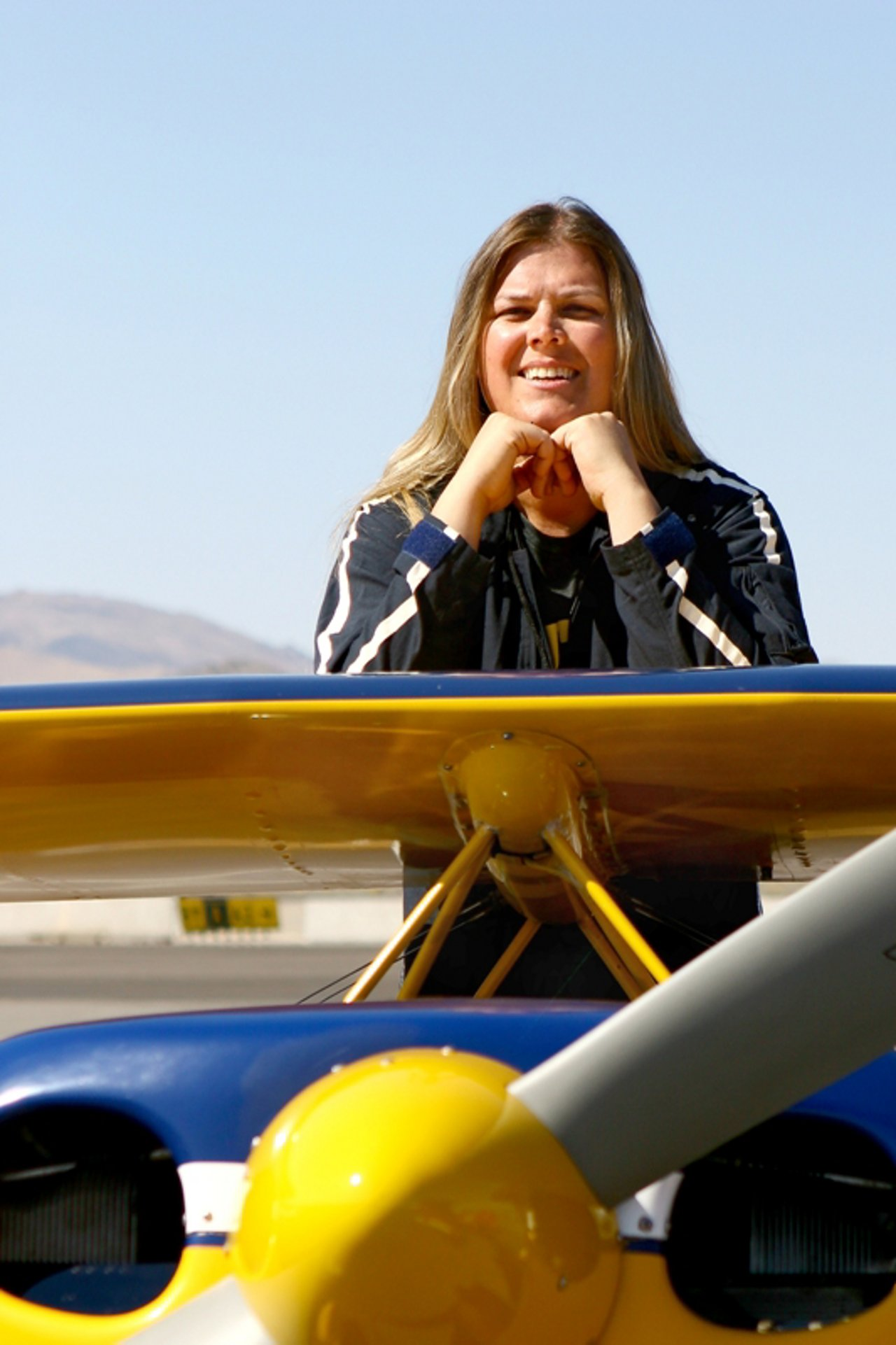 Casey Erickson is captain of Team AllWays Air Racing, a participating team in Air Race E, which will become the world's first all-electric airplane race when it launches its inaugural series of international races in 2020.