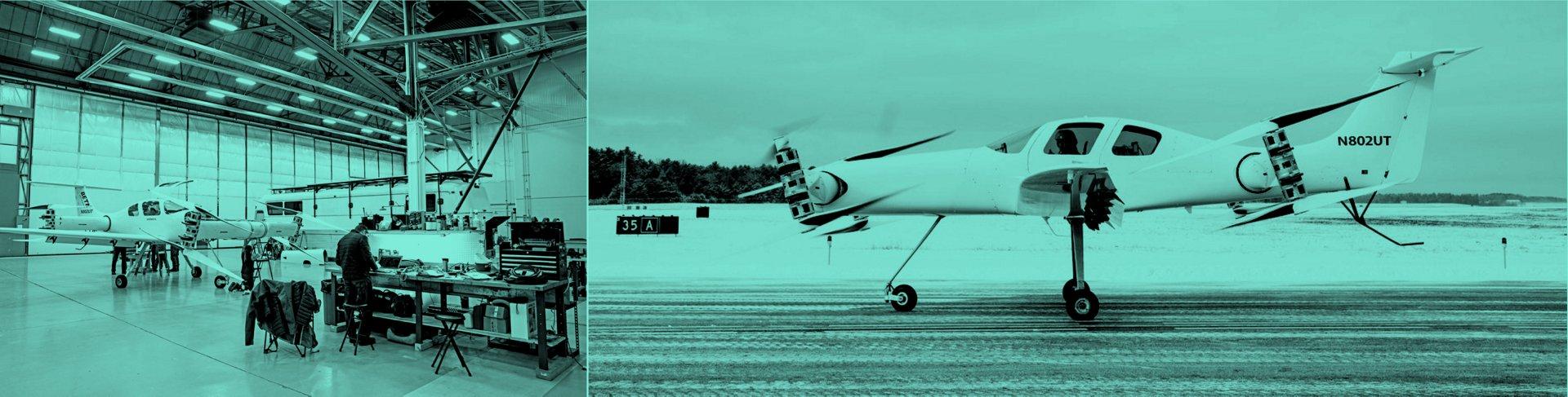 Air Race E Team Blue BETA Racing Electric Flight Hangar