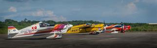 First Teams Enter The Inaugural Electric Aircraft Air Race