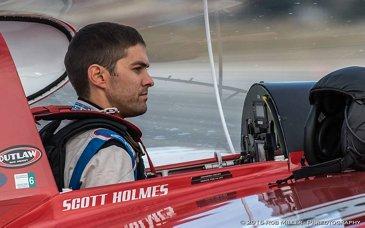 Scott Holmes, Head of Team Outlaw