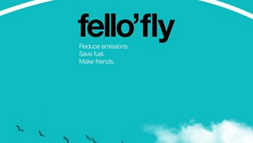 How a fello'fly flight  will actually work