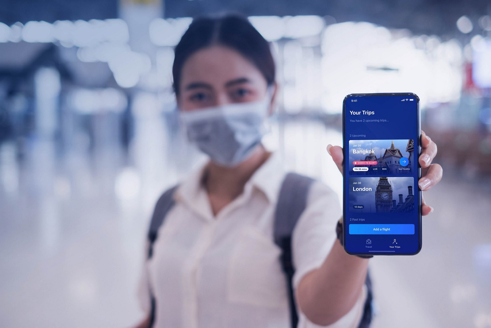Airbus developed the Tripset application as its contribution to rebuilding clarity and trust for air travel during the COVID-19 pandemic