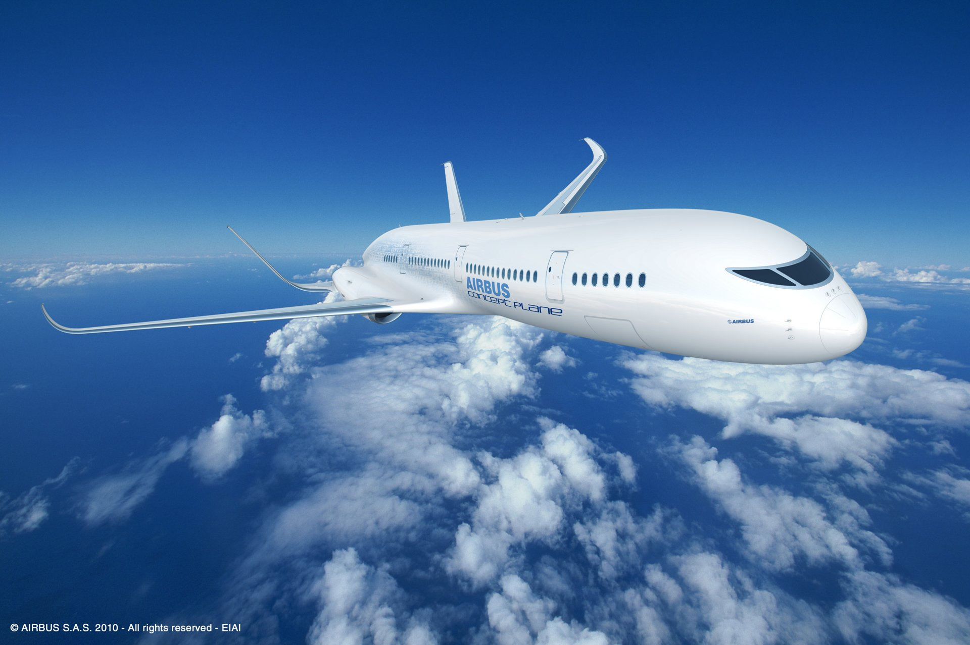 Electric Flight Zero Emission Airbus