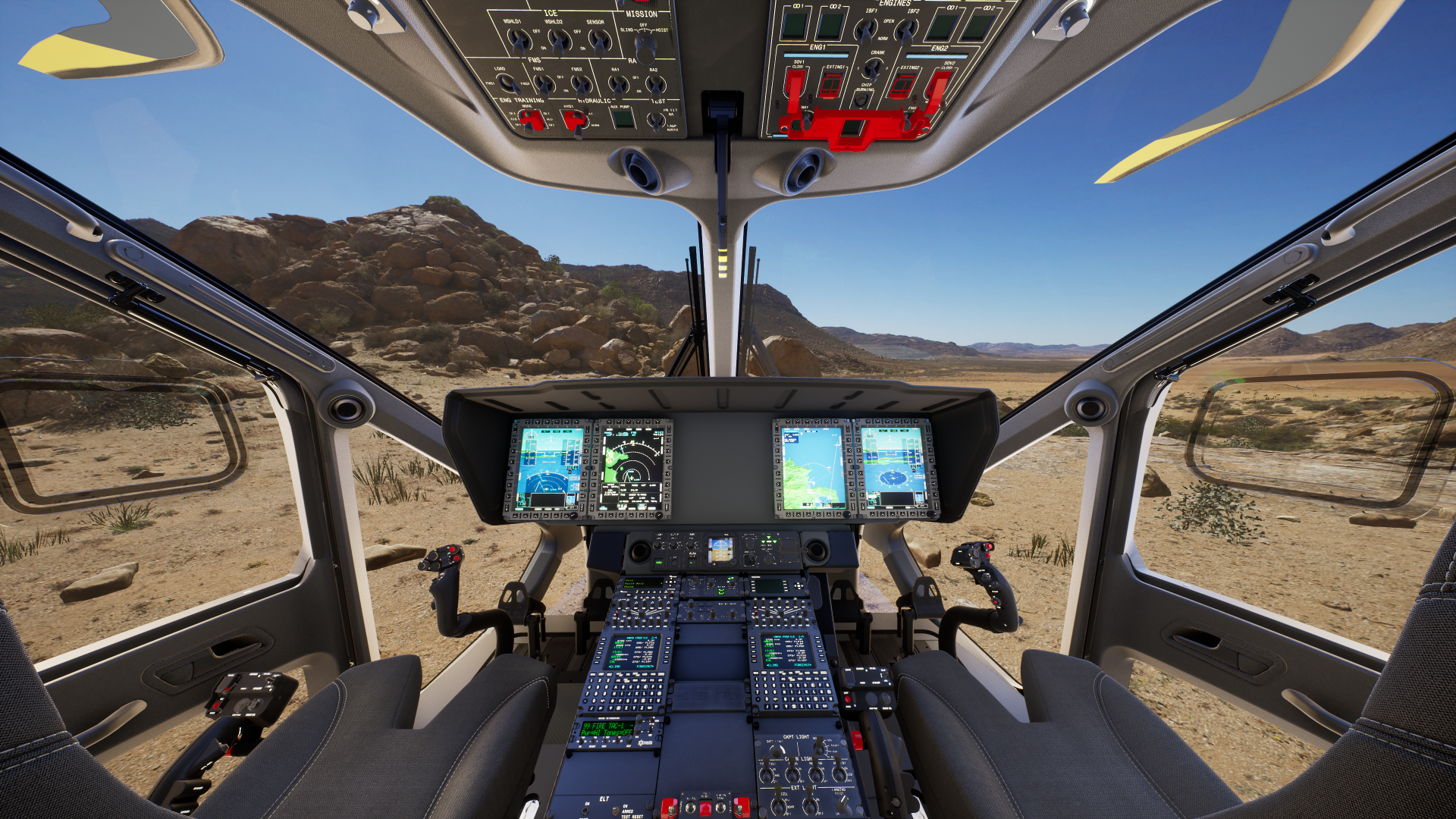 Helionix is an avionics system designed by Airbus Helicopters to offer increased mission flexibility to operators and to positively impact operational safety.