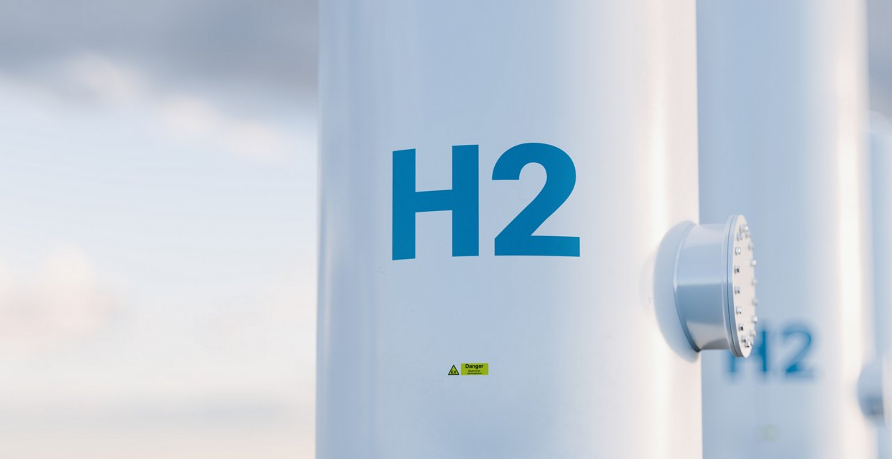 Stock Image Hydrogen