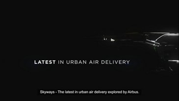 Skyways Urban Air Delivery