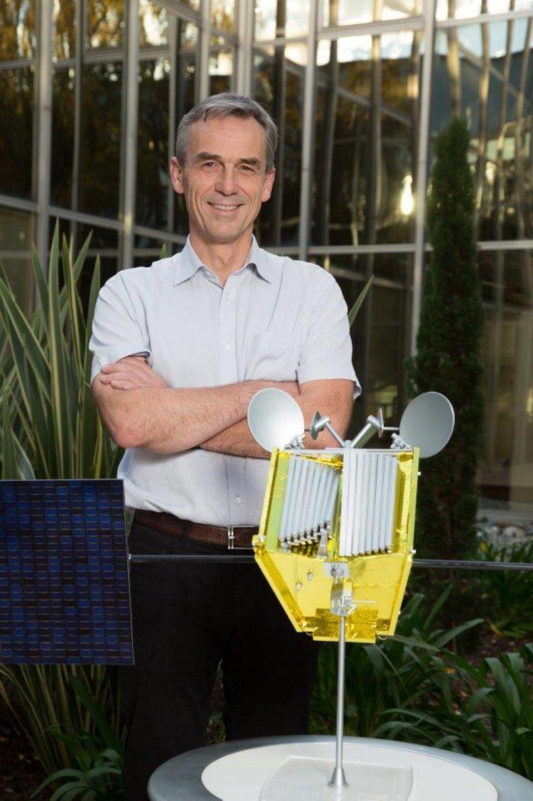 Eric De Saintignon, Chief Operating Officer at OneWeb Satellites