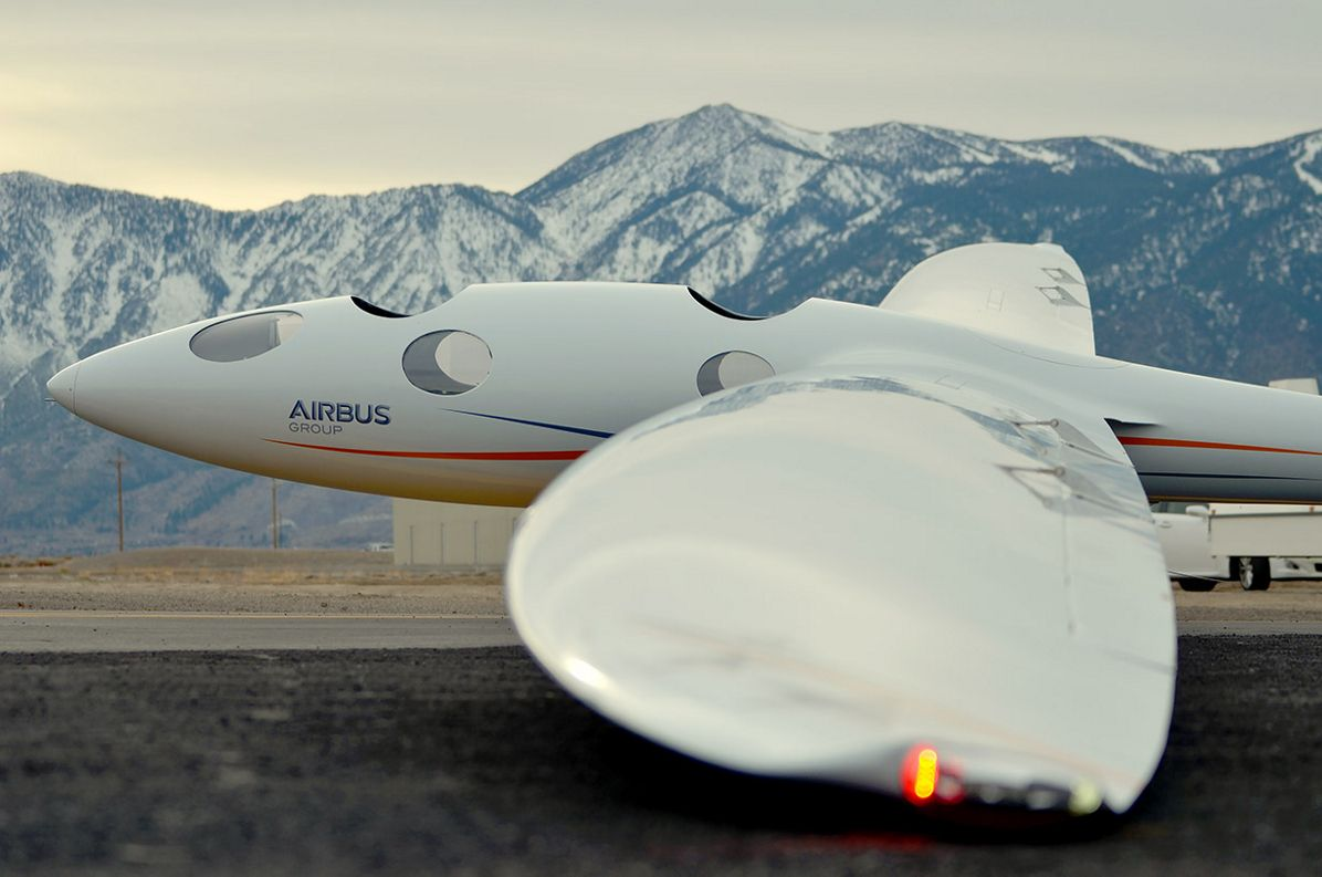 Airbus Perlan Mission II inaugurates new hangar in Minden
