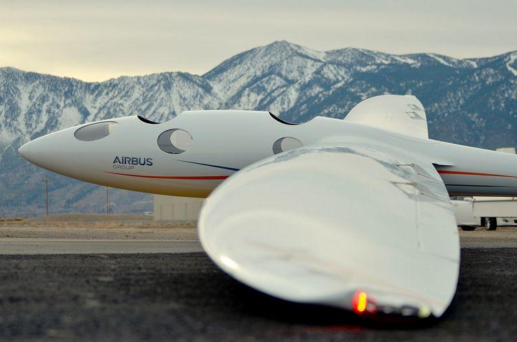 Airbus Perlan Mission II inaugurates new hangar in Minden