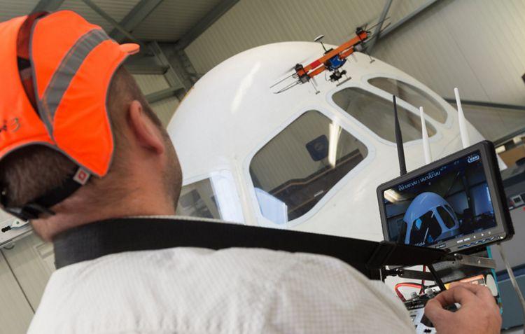 Carousel 4 Protospace Drone