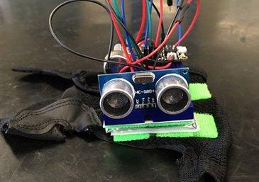 Sonar Glove