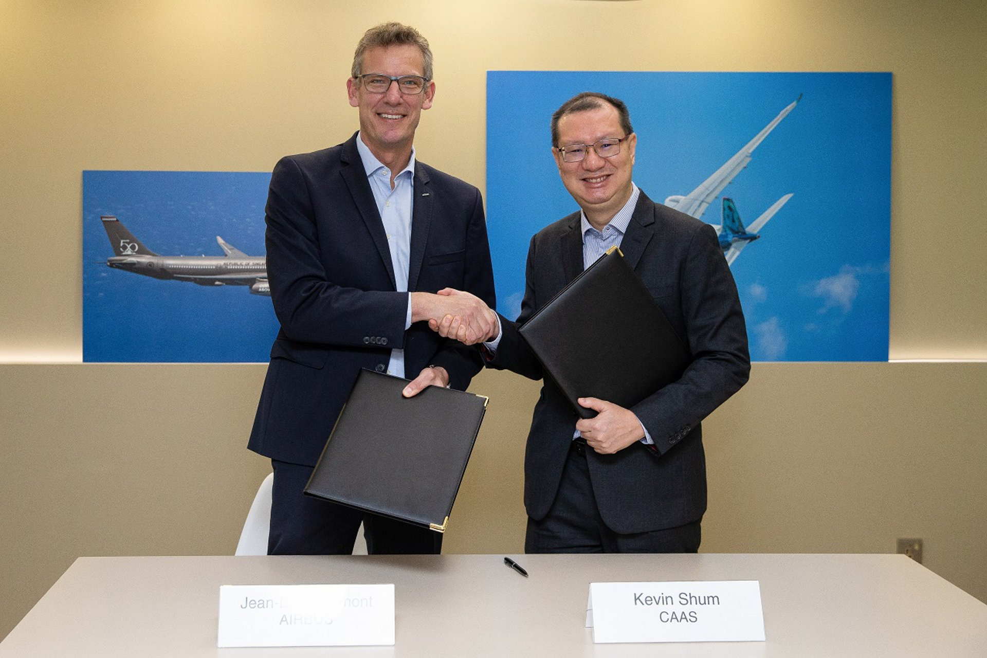 Airbus and the Civil Aviation Authority of Singapore (CAAS) have signed a Memorandum of Understanding (MOU) to enable urban air mobility (UAM) in Singapore.