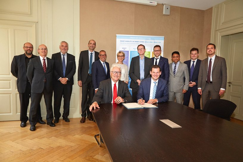 Canton of Geneva joins the Urban Air Mobility (UAM) Initiative