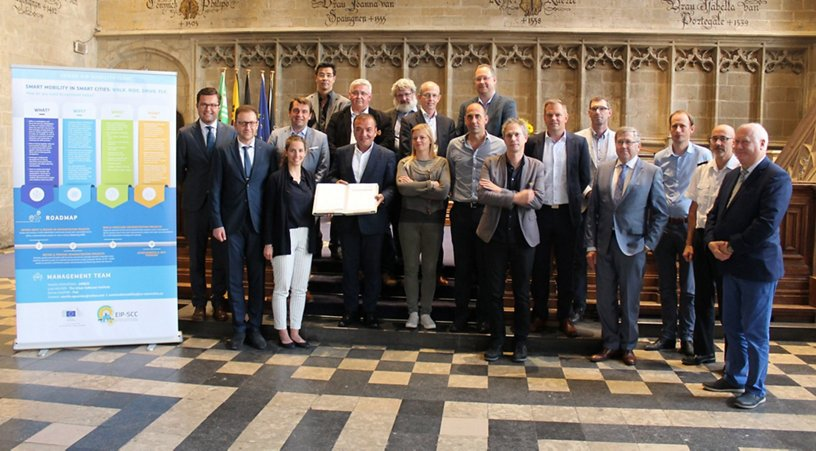 Ghent joins the Urban Air Mobility (UAM) Initiative