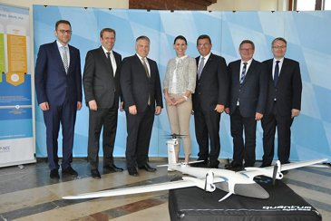 Ingolstadt joins the Urban Air Mobility (UAM) Initiative