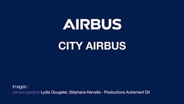 CityAirbus footage