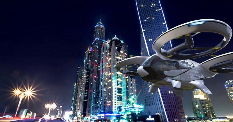 CityAirbus Cityscape 1