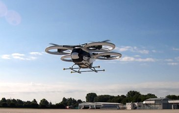 CityAirbus performs first fully automatic flight