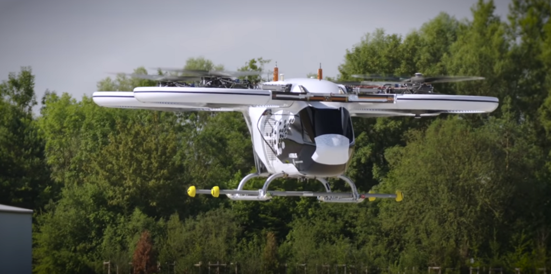 On July 31, 2020, CityAirbus demonstrator performed its first fully automatic flight, from take-off through stabilisation in flight, and landing at Donauwörth, Germany.