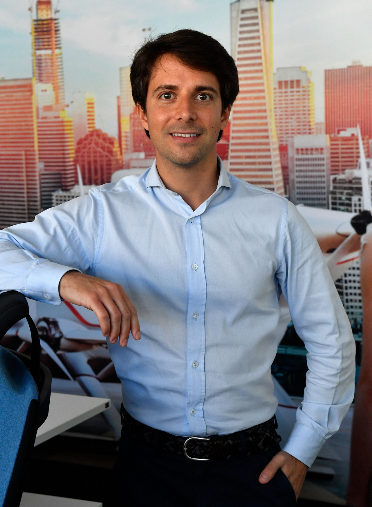 Jose Carlos Ramos Fernandez is involved with Program & Strategy at Airbus Urban Mobility GmbH