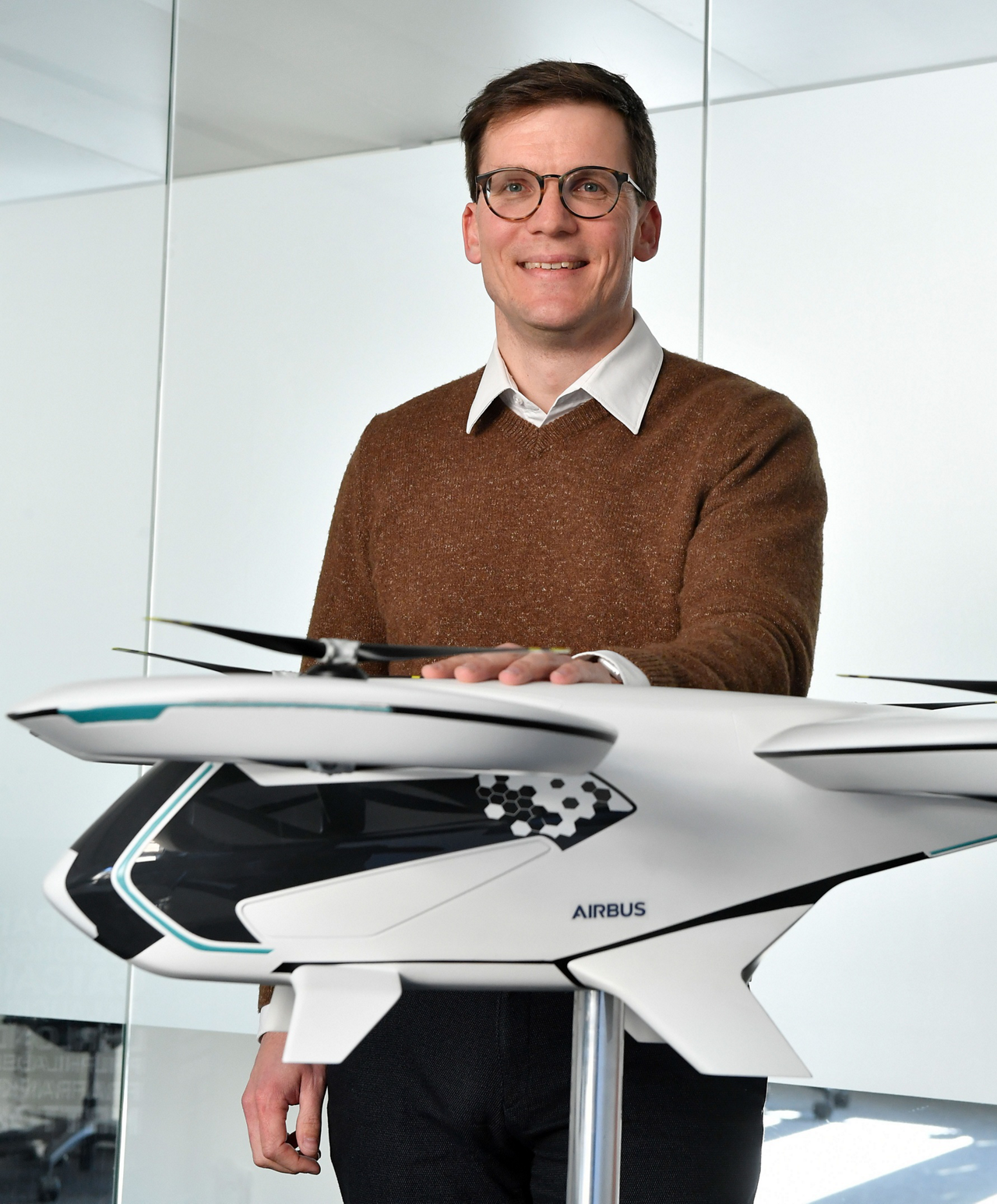 Dr. Markus May is the Managing Director at Airbus Urban Mobility GmbH