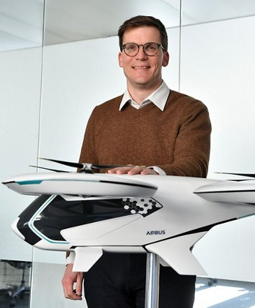 Airbus Urban Mobility – Markus May
