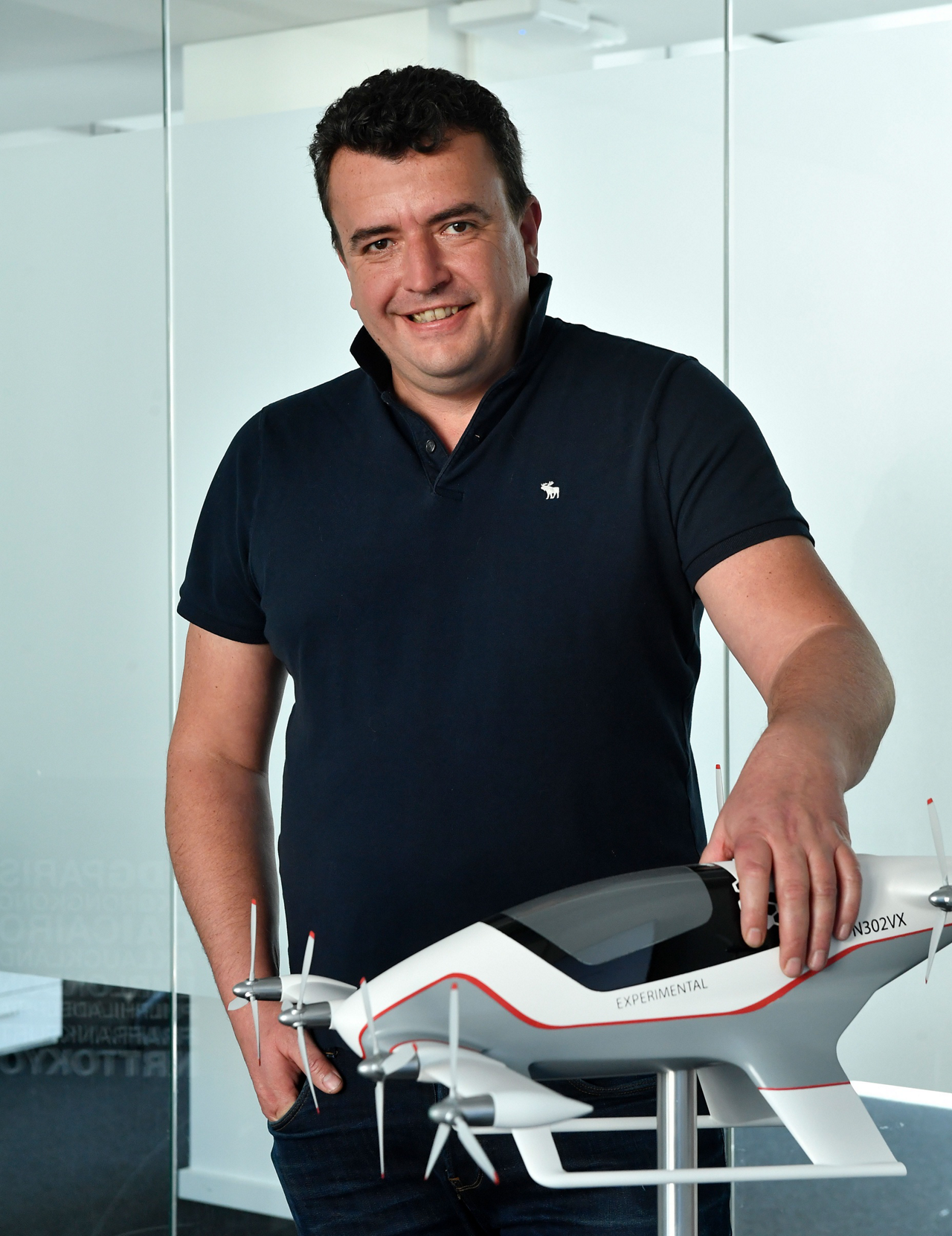 Romain Legast is the Head of Procurement at Airbus Urban Air Mobility