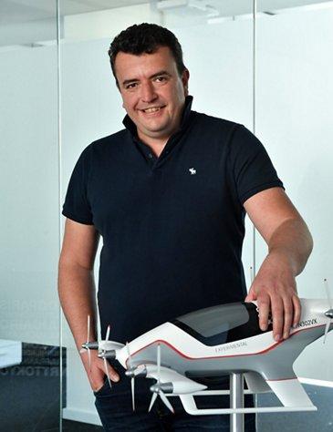 Airbus Urban Mobility – Romain Legast