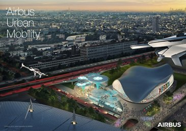 Airbus Urban Mobility - Innovation - Airbus
