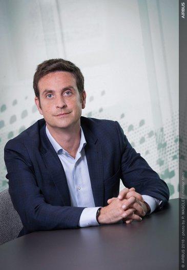 Eduardo Dominguez Puerta, Airbus Head of Urban Air Mobility