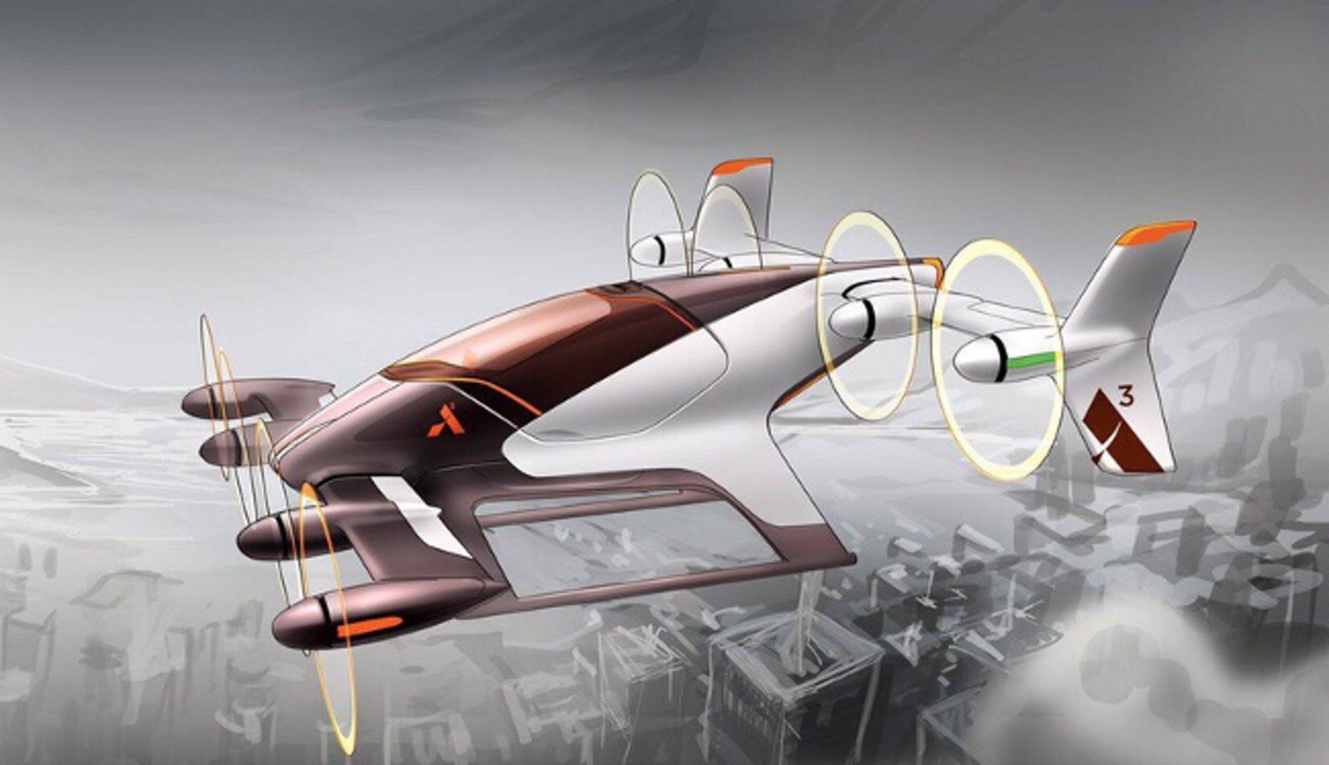 Urban air mobility