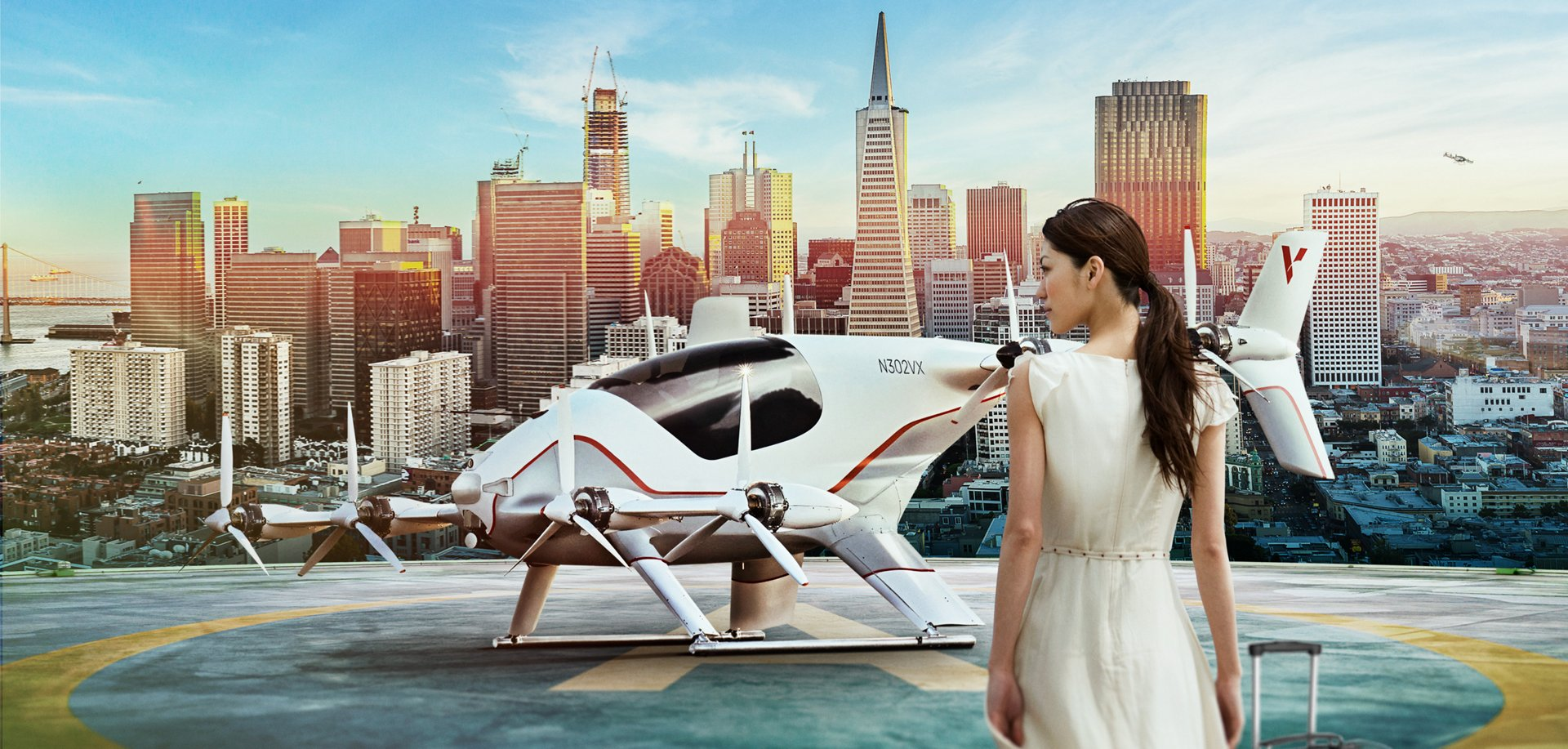 Vahana: our single-seat eVTOL demonstrator